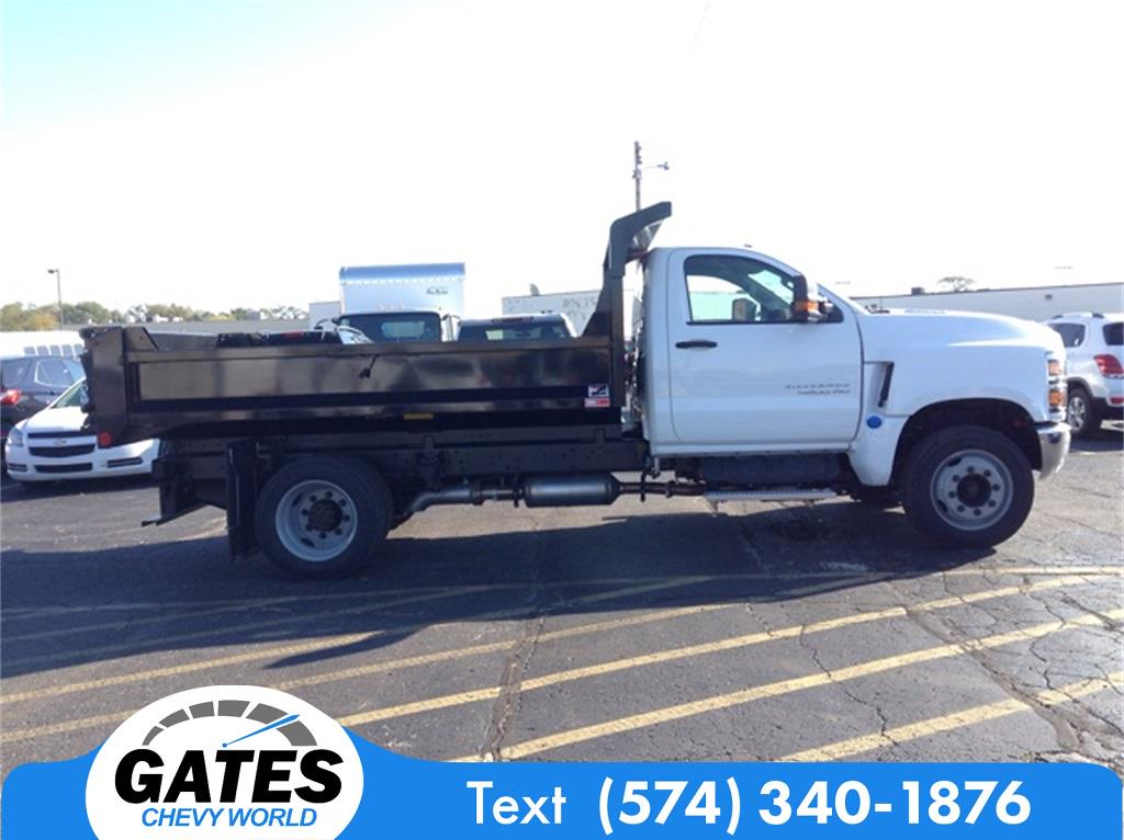 2019 Chevrolet Silverado 4500 Regular Cab DRW 4x2, Monroe MTE-Zee Dump Body #M5963 - photo 6