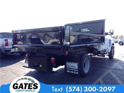 2019 Chevrolet Silverado 4500 Regular Cab DRW 4x2, Monroe MTE-Zee Dump Body #M5963 - photo 5