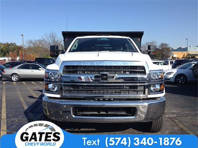 2019 Chevrolet Silverado 4500 Regular Cab DRW 4x2, Monroe MTE-Zee Dump Body #M5963 - photo 4