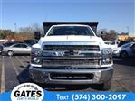 2019 Chevrolet Silverado 4500 Regular Cab DRW 4x2, Monroe MTE-Zee Dump Body #M5963 - photo 4