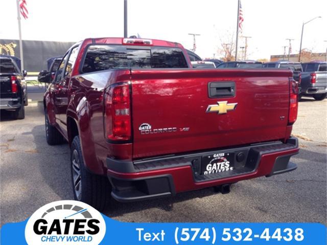 2020 Chevrolet Colorado Crew Cab 4x4, Pickup #M6014R - photo 2