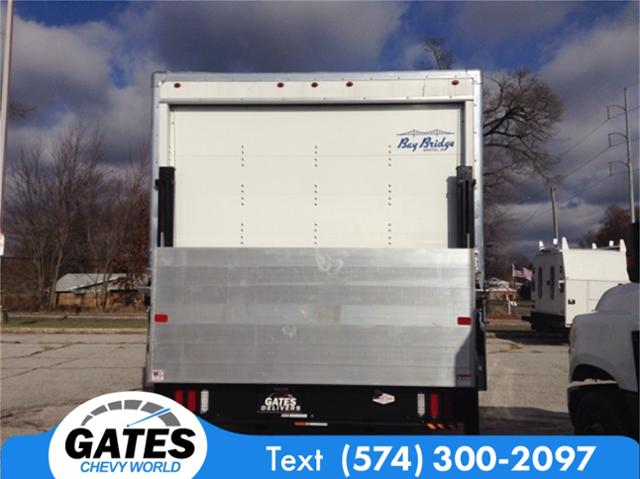 2019 LCF 4500 Regular Cab 4x2, Bay Bridge Sheet and Post Dry Freight #M6063 - photo 4