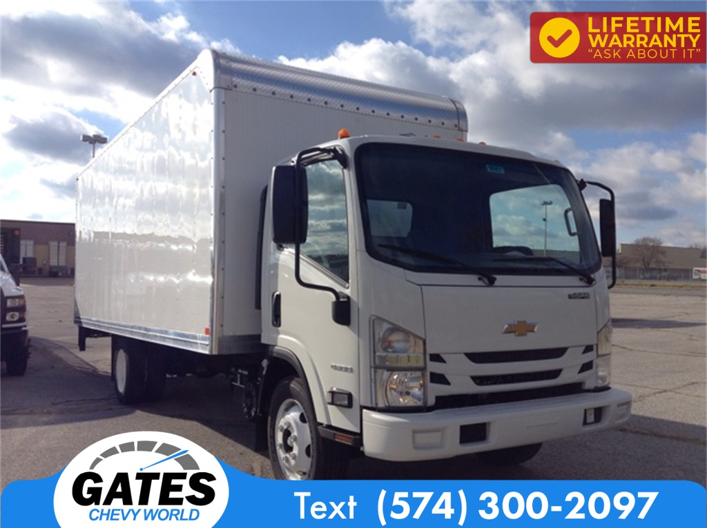 2019 Chevrolet LCF 4500 Regular Cab DRW 4x2, Bay Bridge Dry Freight #M6063 - photo 1