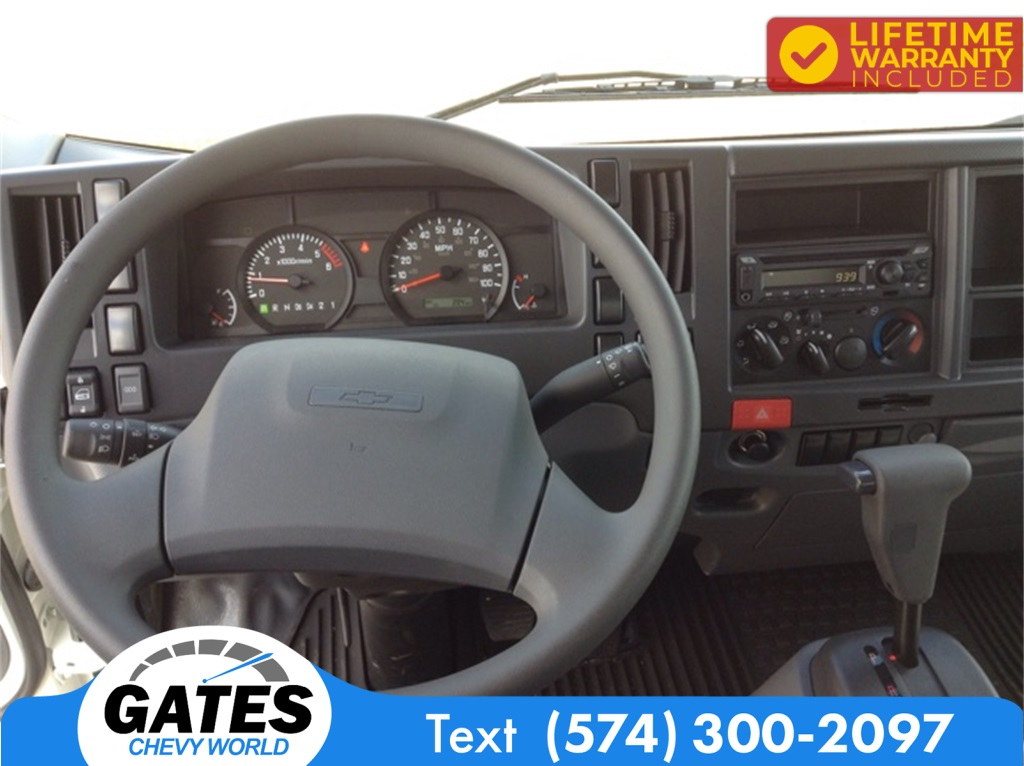 2019 Chevrolet LCF 4500 Regular Cab DRW 4x2, Bay Bridge Sheet and Post Dry Freight #M6063 - photo 6