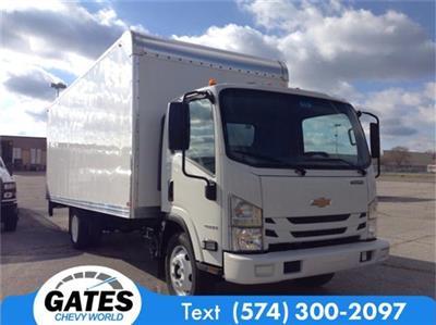 2019 LCF 4500 Regular Cab 4x2, Bay Bridge Sheet and Post Dry Freight #M6063 - photo 3