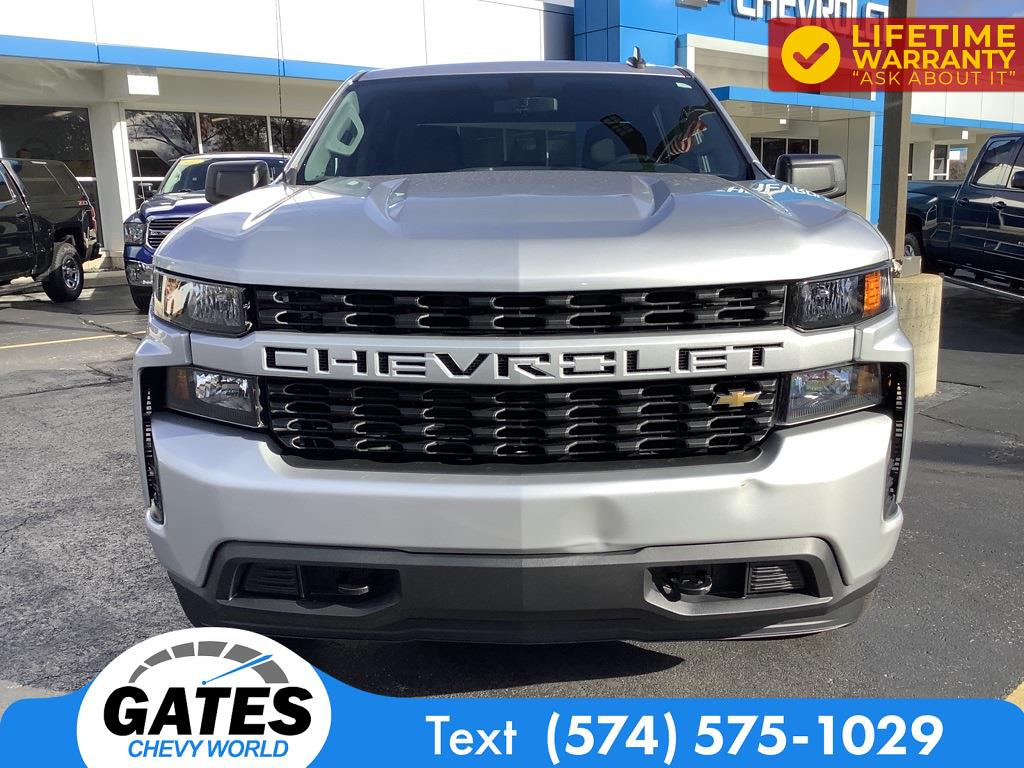 2019 Silverado 1500 Crew Cab 4x4, Pickup #M6064 - photo 1