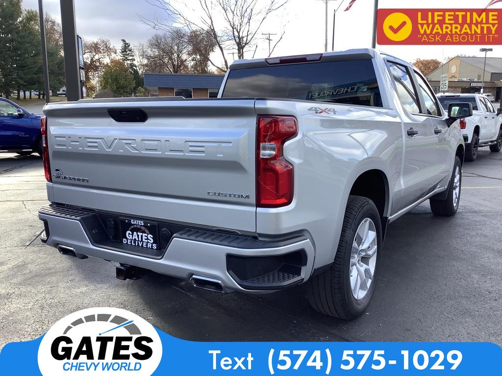2019 Silverado 1500 Crew Cab 4x4, Pickup #M6064 - photo 8
