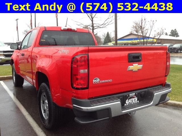 2020 Colorado Extended Cab 4x4, Pickup #M6096 - photo 2