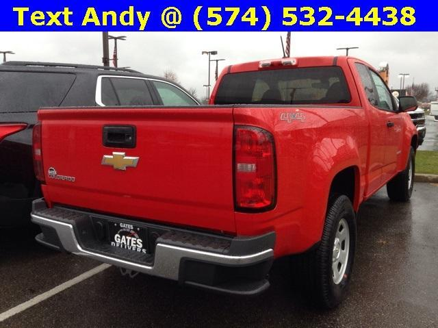 2020 Colorado Extended Cab 4x4, Pickup #M6096 - photo 4