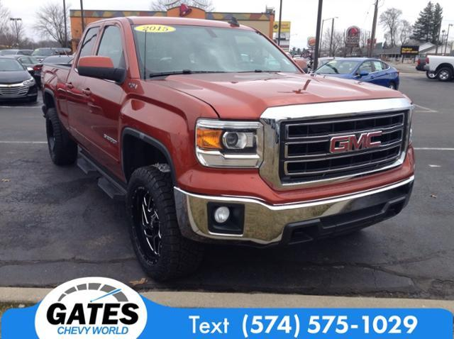 2015 Sierra 1500 Double Cab 4x4, Pickup #M6098C - photo 1