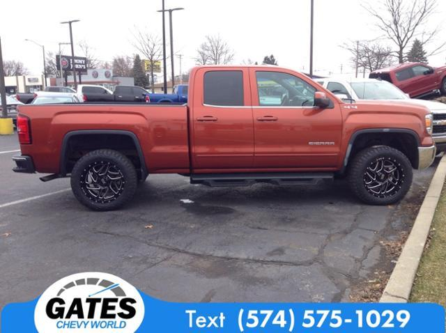 2015 Sierra 1500 Double Cab 4x4, Pickup #M6098C - photo 7