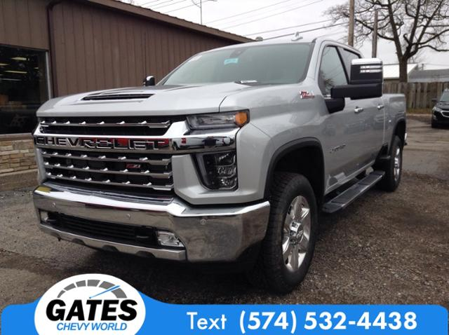 2020 Silverado 2500 Crew Cab 4x4, Pickup #M6116 - photo 1