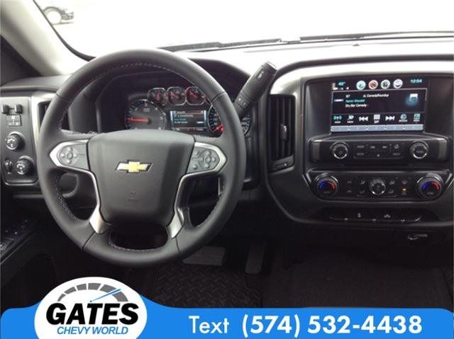 2019 Silverado 1500 Double Cab 4x4, Pickup #M6118 - photo 7