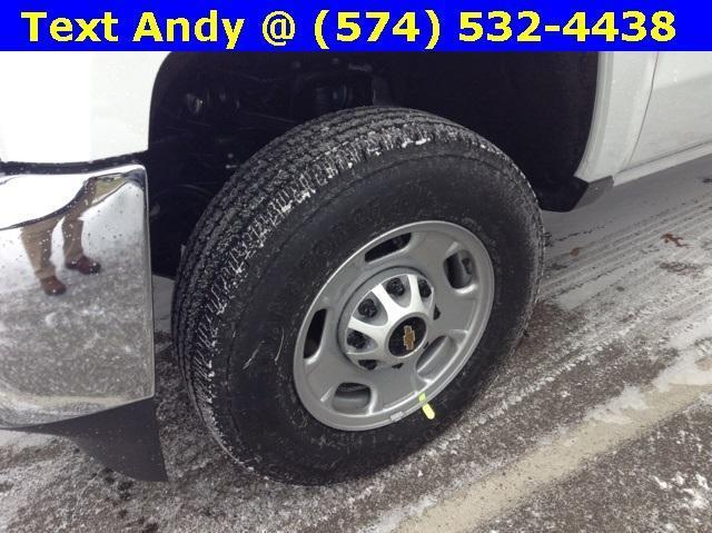 2019 Silverado 2500 Double Cab 4x4, Western Snowplow Pickup #M6119 - photo 15