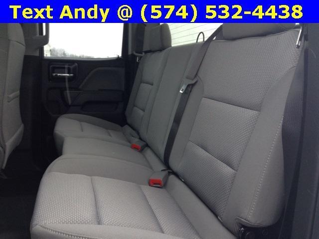 2019 Silverado 2500 Double Cab 4x4, Western Snowplow Pickup #M6119 - photo 7