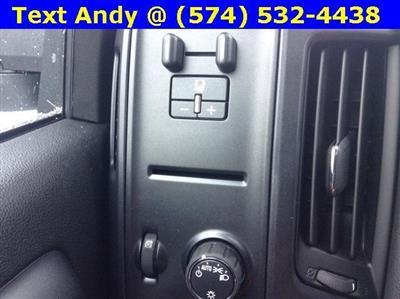 2019 Silverado 2500 Double Cab 4x4, Western Snowplow Pickup #M6119 - photo 11