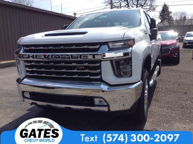 2020 Silverado 2500 Crew Cab 4x4, Pickup #M6122 - photo 1