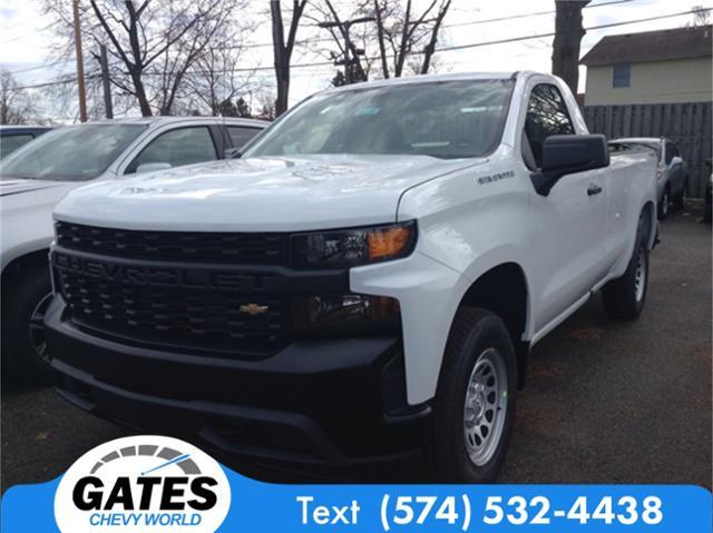 2020 Silverado 1500 Regular Cab 4x4, Pickup #M6158 - photo 1