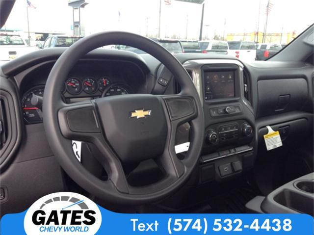 2020 Silverado 1500 Regular Cab 4x4, Pickup #M6158 - photo 7