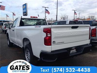 2020 Silverado 1500 Regular Cab 4x4, Pickup #M6158 - photo 2