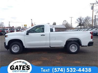 2020 Silverado 1500 Regular Cab 4x4, Pickup #M6158 - photo 5