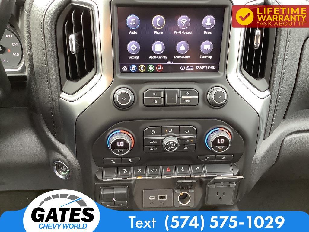 2020 Silverado 1500 Crew Cab 4x4,  Pickup #M6162K - photo 5