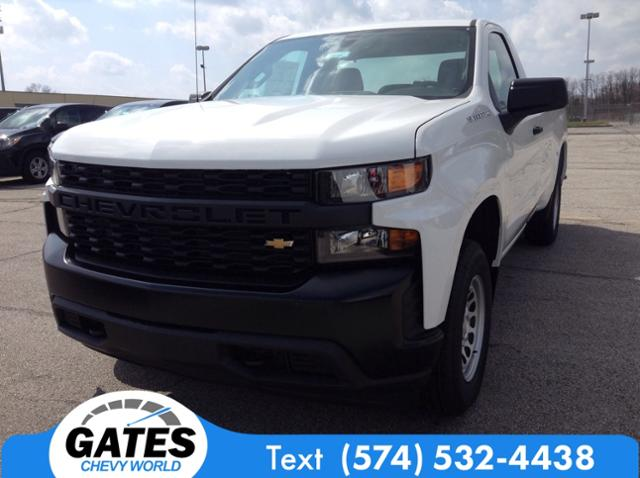 2020 Silverado 1500 Regular Cab 4x4, Pickup #M6167 - photo 1