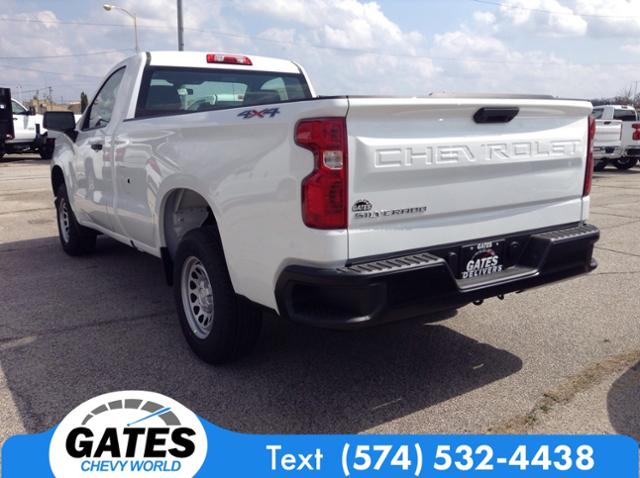 2020 Silverado 1500 Regular Cab 4x4, Pickup #M6167 - photo 2