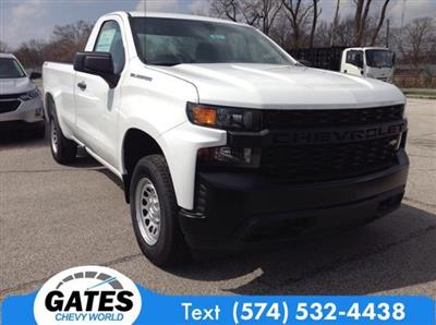 2020 Silverado 1500 Regular Cab 4x4, Pickup #M6167 - photo 3