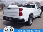 2020 Silverado 1500 Regular Cab 4x4, Pickup #M6167 - photo 4