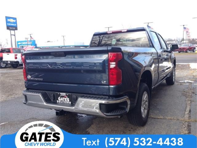 2020 Silverado 1500 Crew Cab 4x4, Pickup #M6187 - photo 4
