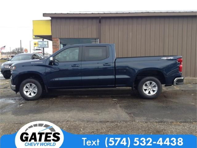 2020 Silverado 1500 Crew Cab 4x4, Pickup #M6187 - photo 5