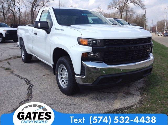 2020 Silverado 1500 Regular Cab 4x2, Pickup #M6191 - photo 3