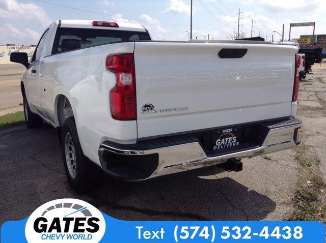 2020 Chevrolet Silverado 1500 Regular Cab RWD, Pickup #M6191 - photo 1