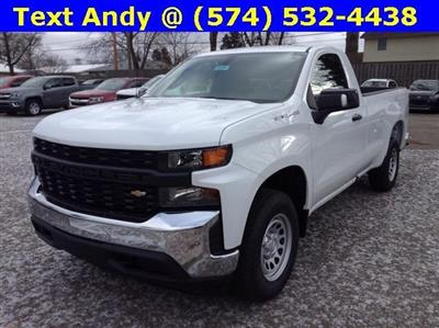 2020 Silverado 1500 Regular Cab 4x2, Pickup #M6193 - photo 1