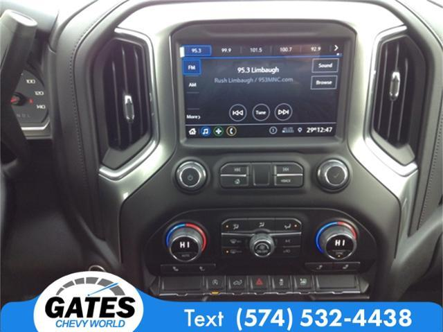 2020 Silverado 1500 Crew Cab 4x4, Pickup #M6202 - photo 9