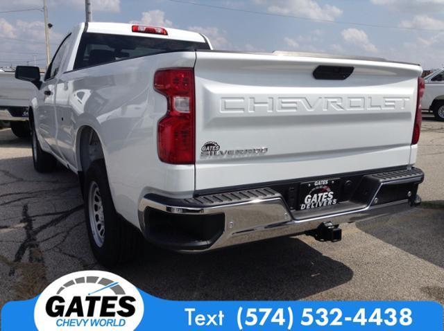2020 Chevrolet Silverado 1500 Regular Cab 4x2, Pickup #M6206 - photo 2