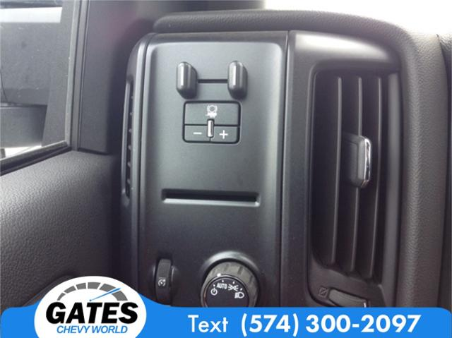 2019 Silverado 4500 Regular Cab DRW 4x2, Stake Bed #M6214 - photo 10