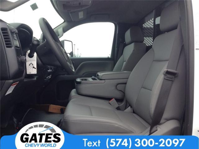 2019 Chevrolet Silverado 4500 Regular Cab DRW RWD, Monroe Stake Bed #M6214 - photo 6