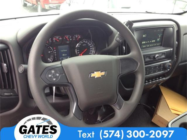 2019 Silverado 4500 Regular Cab DRW 4x2, Stake Bed #M6214 - photo 7
