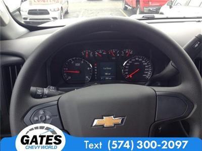 2019 Chevrolet Silverado 4500 Regular Cab DRW RWD, Monroe Stake Bed #M6214 - photo 11