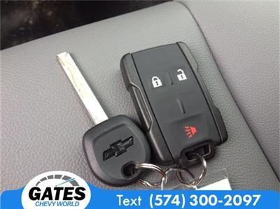 2019 Chevrolet Silverado 4500 Regular Cab DRW RWD, Monroe Stake Bed #M6214 - photo 12