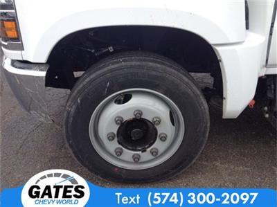 2019 Chevrolet Silverado 4500 Regular Cab DRW RWD, Monroe Stake Bed #M6214 - photo 14