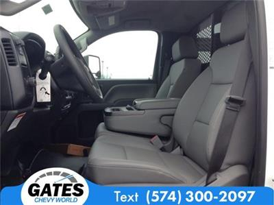 2019 Silverado 4500 Regular Cab DRW 4x2, Stake Bed #M6214 - photo 6
