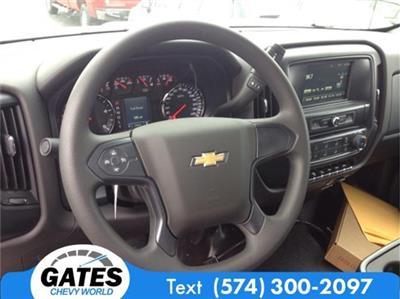 2019 Chevrolet Silverado 4500 Regular Cab DRW RWD, Monroe Stake Bed #M6214 - photo 7