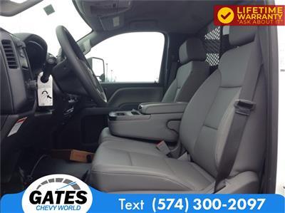 2019 Chevrolet Silverado 4500 Regular Cab DRW 4x2, Monroe Work-A-Hauler II Stake Bed #M6214 - photo 6