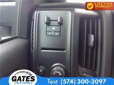 2019 Chevrolet Silverado 4500 Regular Cab DRW 4x2, Monroe Work-A-Hauler II Stake Bed #M6214 - photo 10