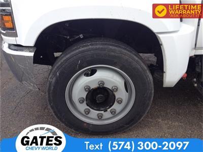 2019 Chevrolet Silverado 4500 Regular Cab DRW 4x2, Monroe Work-A-Hauler II Stake Bed #M6214 - photo 14