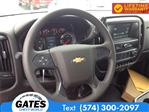 2019 Chevrolet Silverado 4500 Regular Cab DRW 4x2, Monroe Work-A-Hauler II Stake Bed #M6214 - photo 7