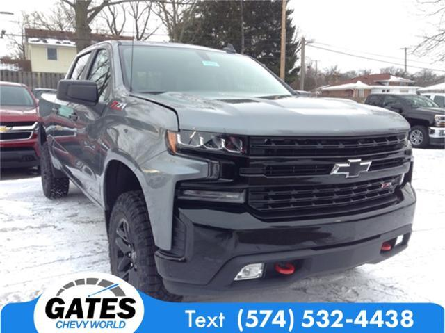2020 Silverado 1500 Crew Cab 4x4, Pickup #M6232 - photo 3